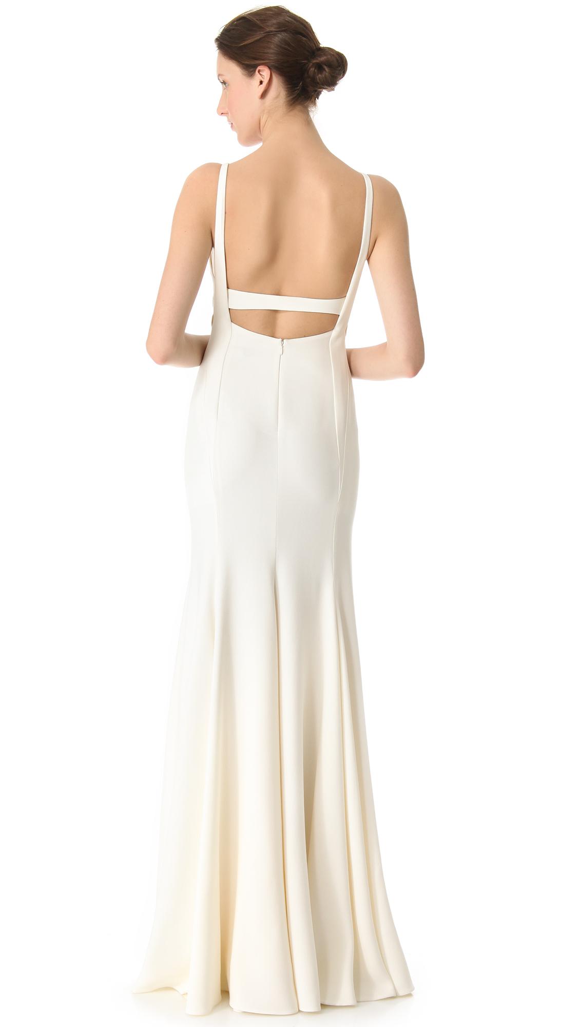 Calvin Klein Collection Nuri Gown | SHOPBOP