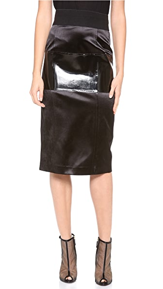 Calvin Klein Collection Simla Skirt