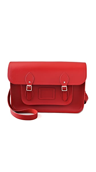 "Cambridge Satchel Classic 15"" Satchel"