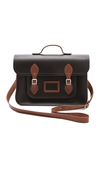 "Cambridge Satchel Designer 14"" Satchel"