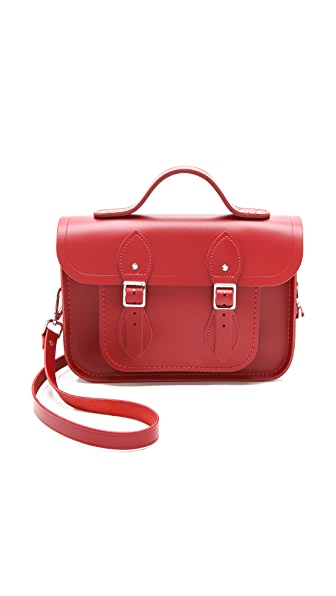 "Cambridge Satchel 11"" Satchel with Top Handle"