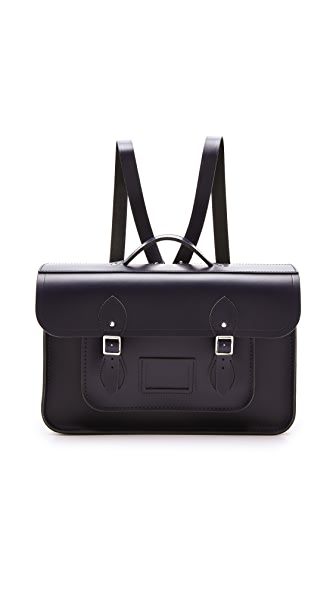"""Cambridge Satchel 15"""" Satchel Backpack"""