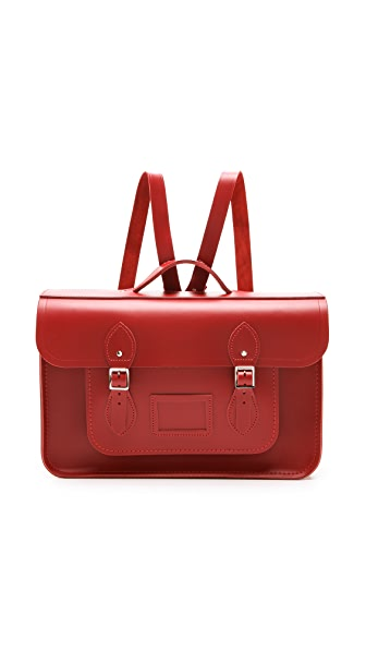 "Cambridge Satchel 15"" Satchel Backpack"