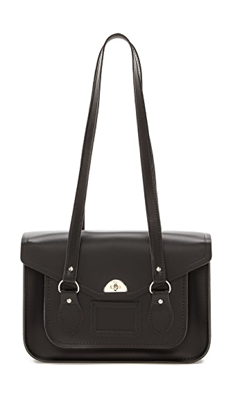 "Cambridge Satchel 12"" Shoulder Bag"