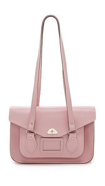 "Cambridge Satchel 12"" Shoulder Bag"