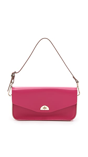 "Cambridge Satchel 11"" Clutch"