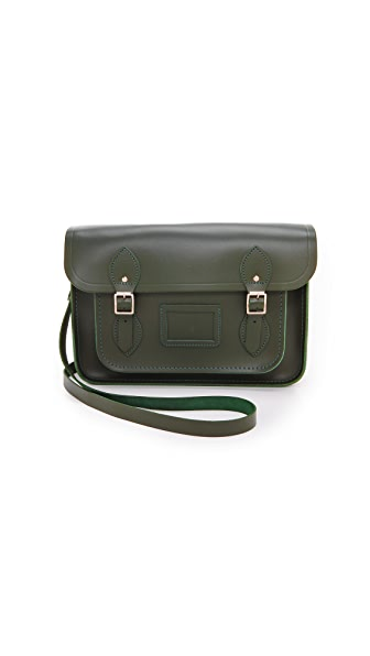 "Cambridge Satchel 13"" Classic Satchel"