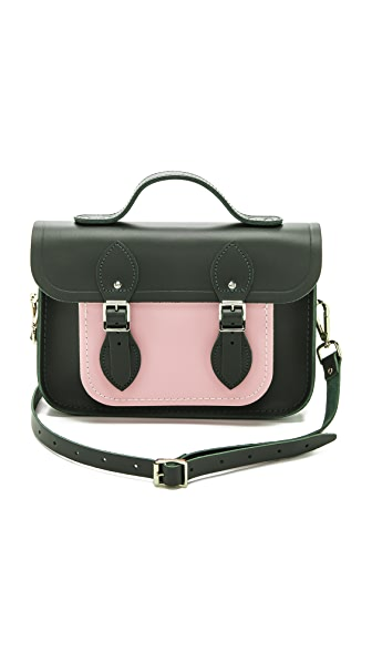 "Cambridge Satchel 11"" Satchel with Magnetic Closures"