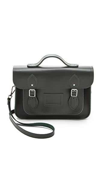 "Cambridge Satchel 13"" Satchel with Magnetic Closures"
