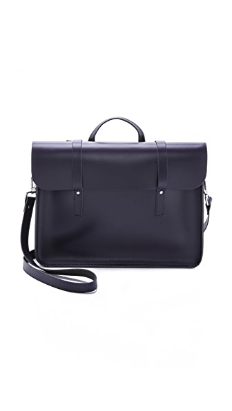 "Cambridge Satchel 15"" Music Satchel"