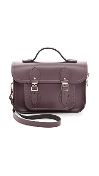 Cambridge Satchel 11'' Top Handle Satchel