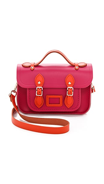Cambridge Satchel Mini Two Tone Satchel