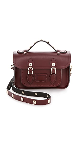 Cambridge Satchel Mini Satchel with Studs