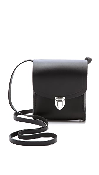Cambridge Satchel Mini Push Lock Bag