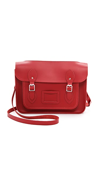 Cambridge Satchel 13'' Zip Satchel