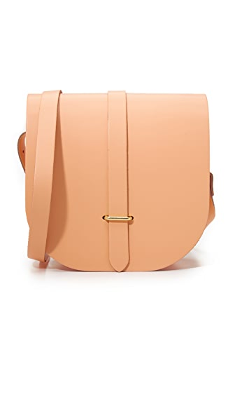 Cambridge Satchel Saddle Bag