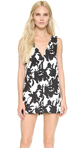 C/Meo Collective Sidelines Romper