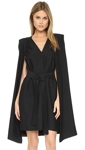 C/Meo Collective Night Rider Dress - Black