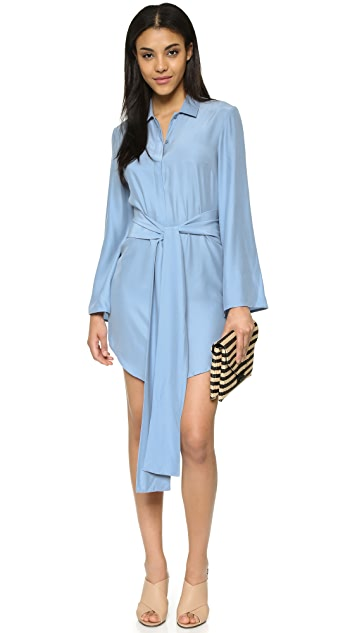 C/Meo Collective Fiction Shirtdress