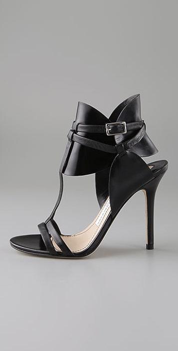 Camilla Skovgaard T Strap Sandals with Cuff