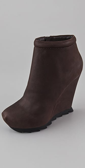 Camilla Skovgaard Wedge Saw Booties