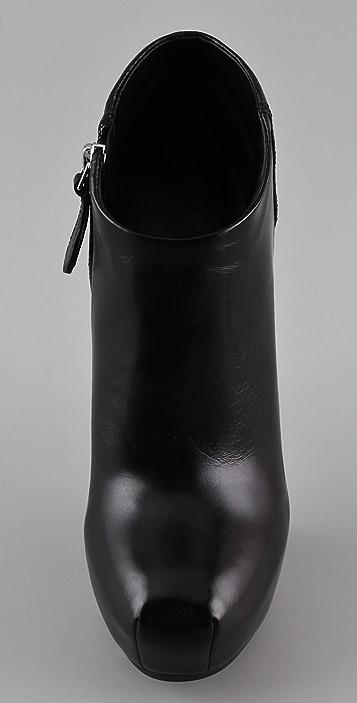 Camilla Skovgaard High Heel Saw Booties