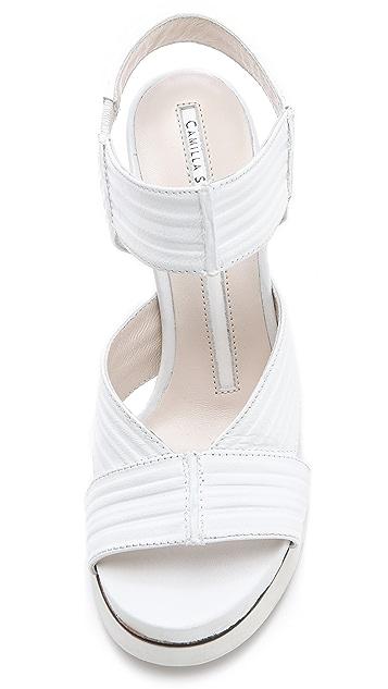 Camilla Skovgaard Hex Stiletto Sandals