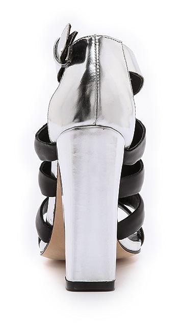 Camilla Skovgaard Tri-Beam Sandals
