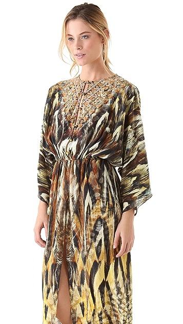 Camilla Split Pocket Cover Up Dress
