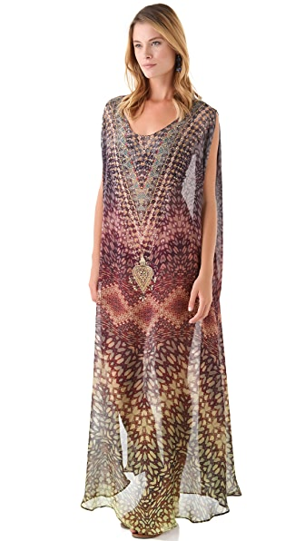 Camilla Caftan Cover Up