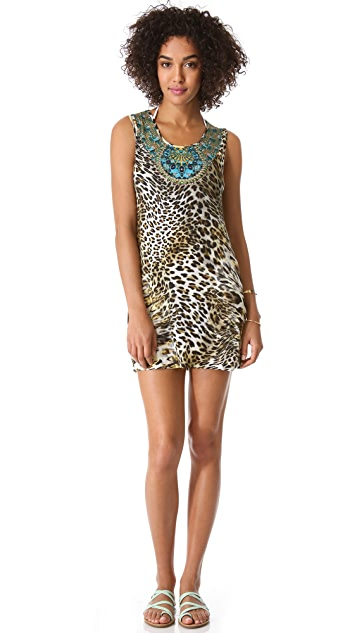 Camilla Beach House Tank Dress