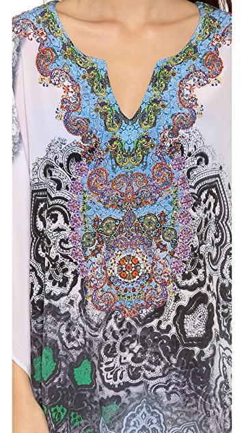 Camilla A Lace Lovers Diary Caftan