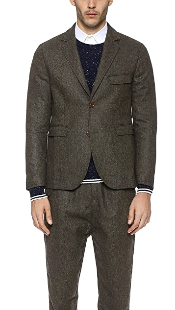 CAMO Tokyo Tweed Jacket