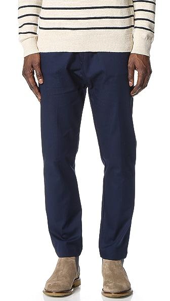 CAMO Tyson Twill Trousers