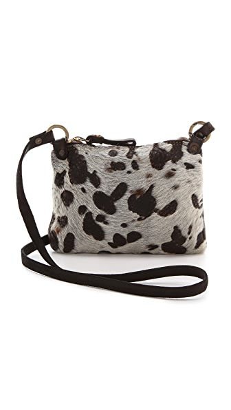 Campomaggi Fur Cross Body Pouchette