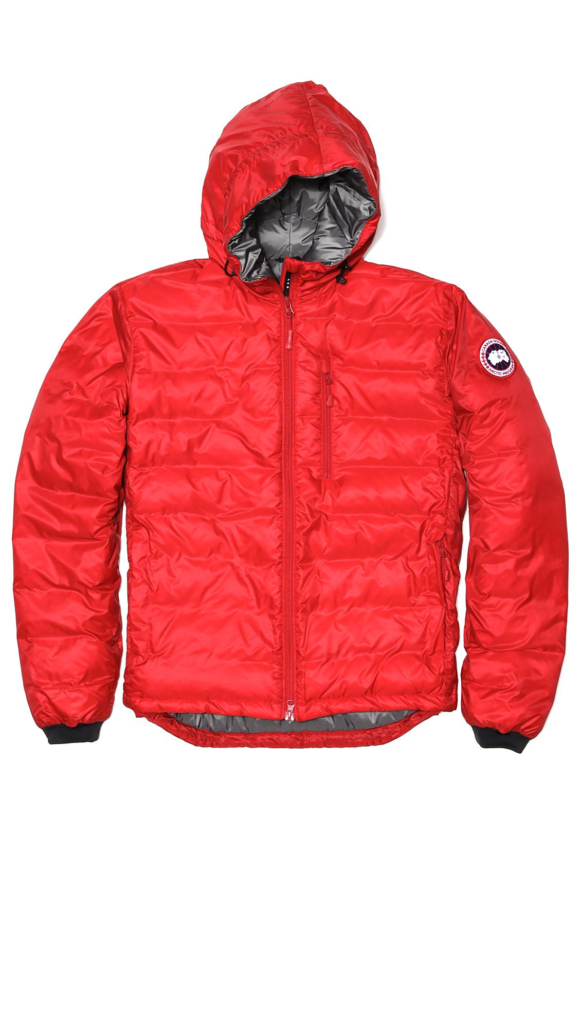 canada goose lodge jacket ink blue