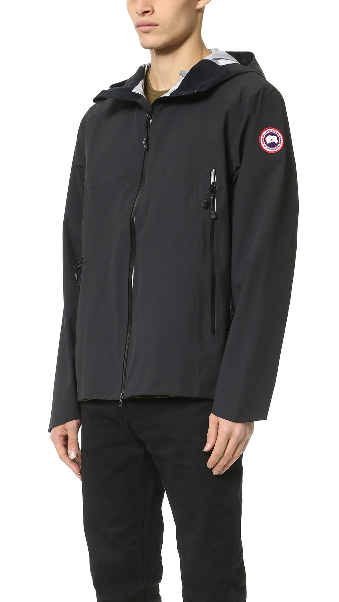Canada Goose kids sale shop - Canada Goose Lodge Jacket | EAST DANE