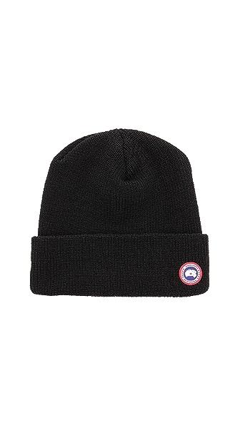 Canada Goose parka online price - Canada Goose Merino Wool Watch Cap   EAST DANE