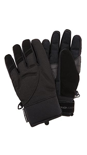 Canada Goose toronto sale discounts - Canada Goose Driving Gloves | EAST DANE