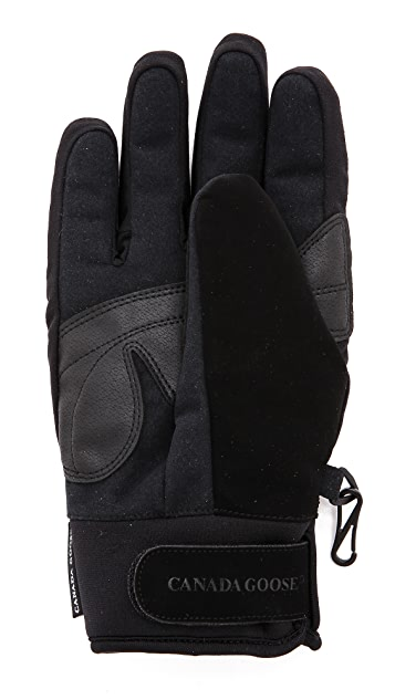 Canada Goose Driving Gloves