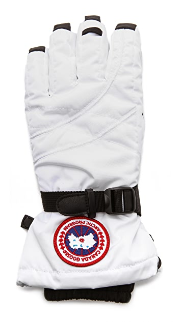 Canada Goose Down Gloves