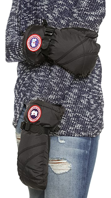 Canada Goose Down Mittens