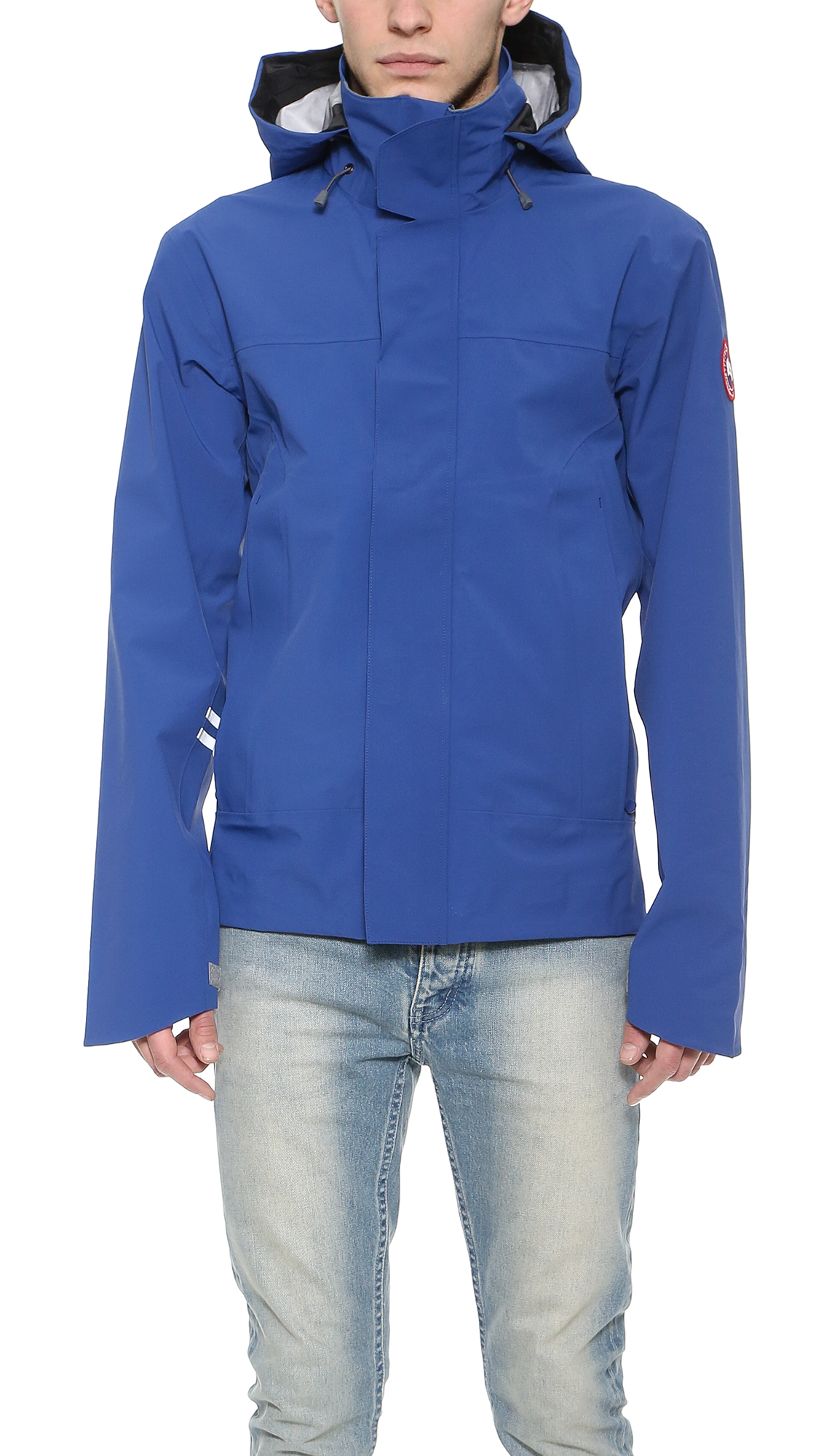 66e4e76d927 Canada Goose Ridge Shell Jacket | EAST DANE