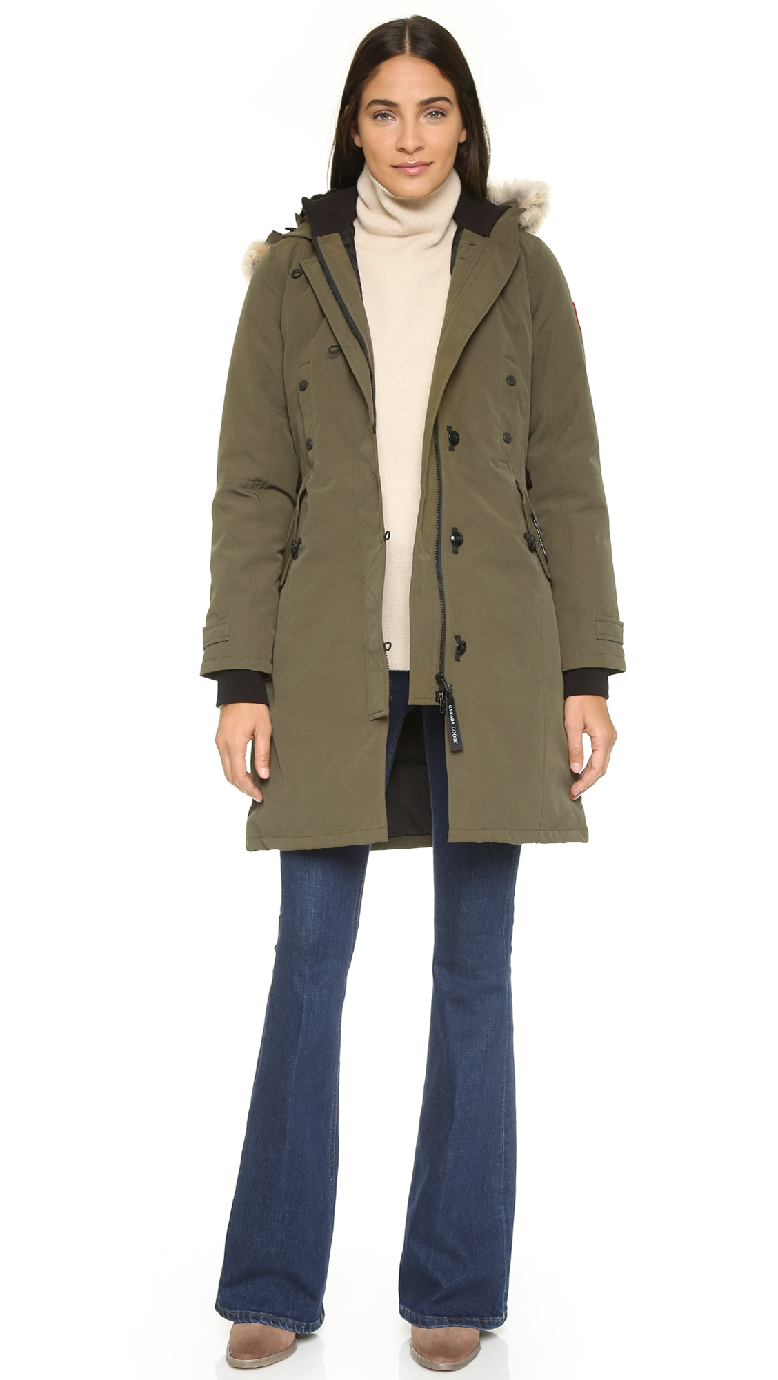 canada goose rossclair small