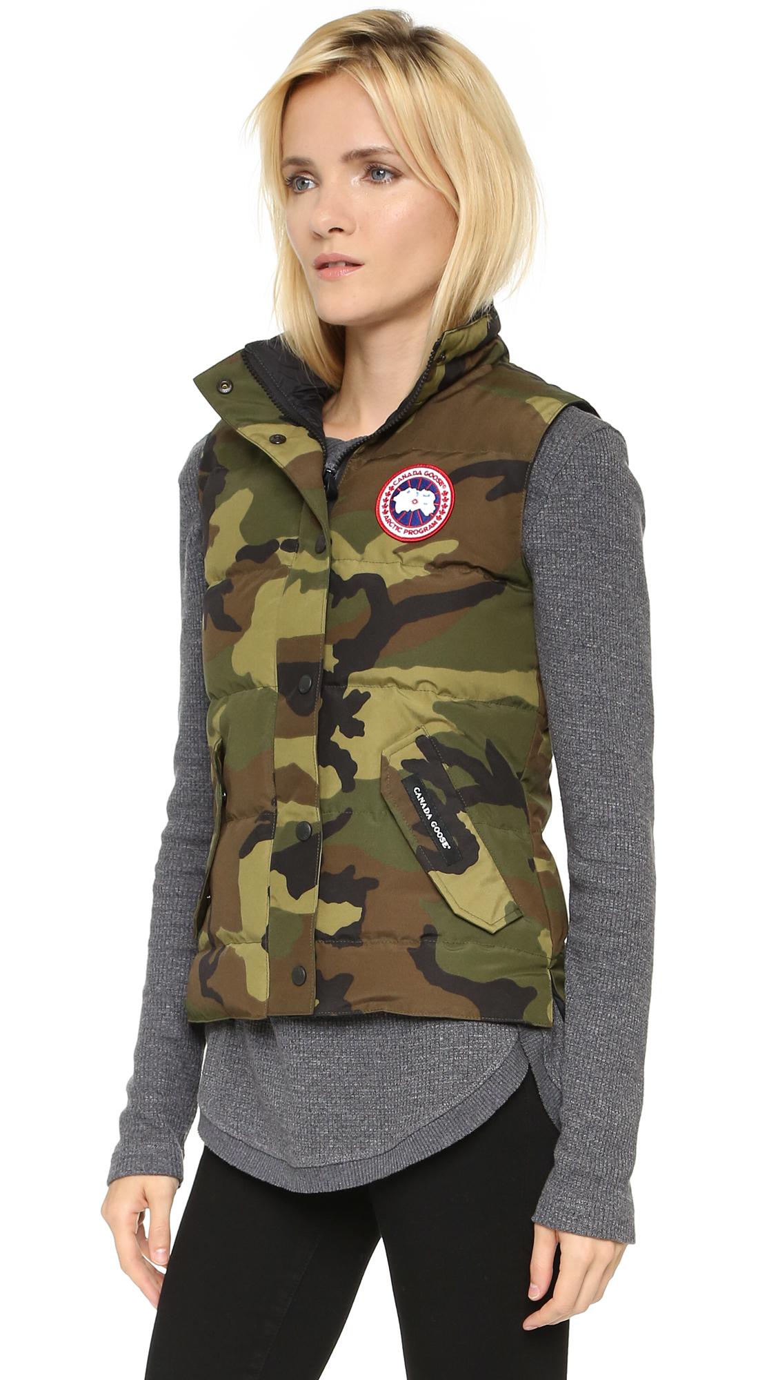 canada goose freestyle vest xl