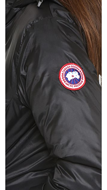 Canada Goose Camp Hooded Jacket