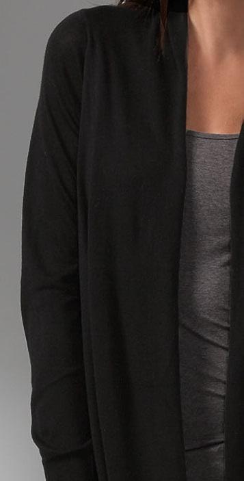 C&C California Drape Front Cardigan