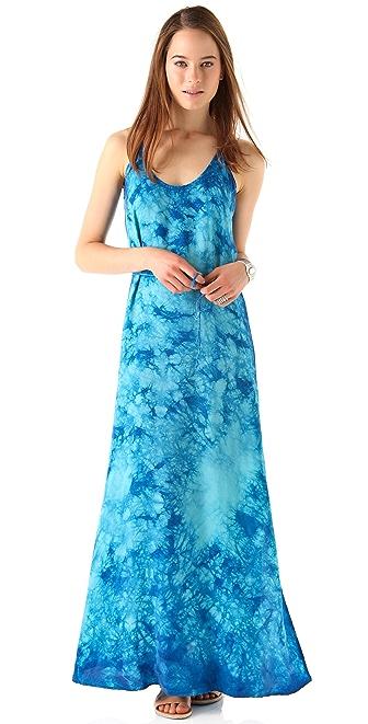 C&C California Strappy Maxi Dress