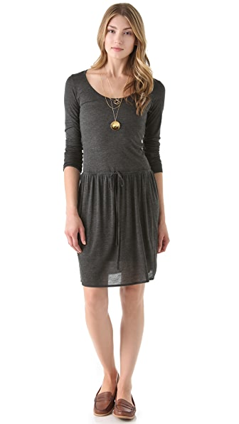 C&C California 3/4 Sleeve Ballet Dress