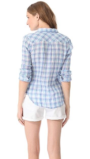 C&C California Basic One Pocket Shirt